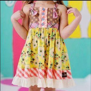 Matilda Jane-Confectionary knot Dress size 2